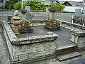 Graves of Moritoyo Yamanouchi and Juro Yamanouchi.JPG
