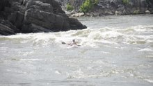 File:Great Falls National Park - kayak surfing - 4.webm