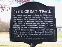 Great Trail Marker.JPG