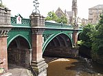 Great Western Road Bridge over River Kelvin
