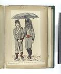 Grenadiers de Zamora se rendant a l'appel par la pluie (1806) (NYPL b14896507-87934).tiff