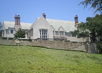 Greystone Mansion - Greystone Mansion, July 2008