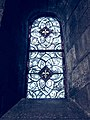 Grisaille Lancet stained glass window, France, Bourges, 1260-70 (5465084829).jpg