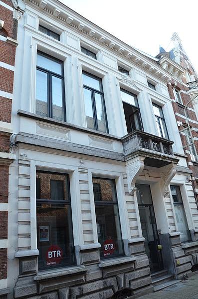 Neoclassicistisch burgerhuis, Groene Hofstraat 31, Boom