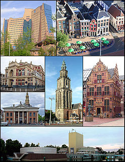 Groningen City and municipality in Netherlands