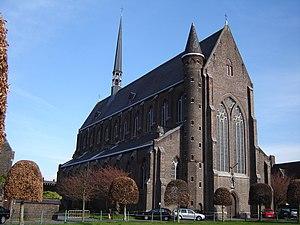 Groot Begijnhof Sint-Amandsberg - Its church