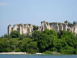 Grotto of Catullus from Lake Garda 2012 II.JPG