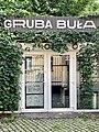 Gruba Buła fast food, Kazimierz, Kraków, Poland, 2019.jpg