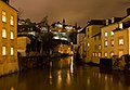 Grund at night - Luxembourg - panoramio.jpg