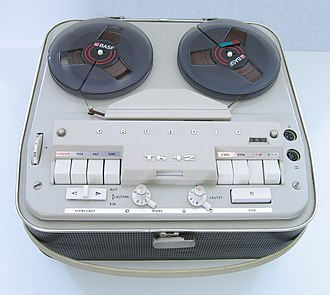 Grundig - Grundig TK42 tape recorder
