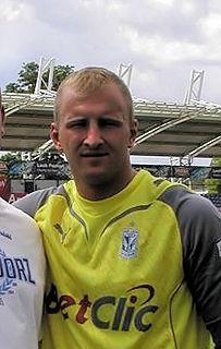 Grzegorz Kasprzik Polish-German footballer