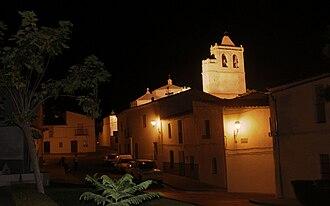 Guadalcanal, Seville - Guadalcanal. Iglesia de Santa Ana.