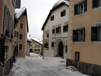 Guarda, Switzerland - Guarda Village