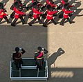 Guardsmen on Parade for CDS Handover MOD 45155721.jpg
