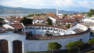 Guatavita - Coliseum of Guatavita