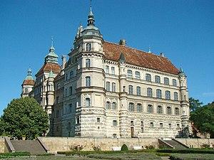 Mecklenburg-Güstrow - Güstrow Castle