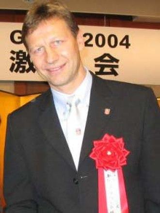 Guido Buchwald - Buchwald with Urawa in 2004.