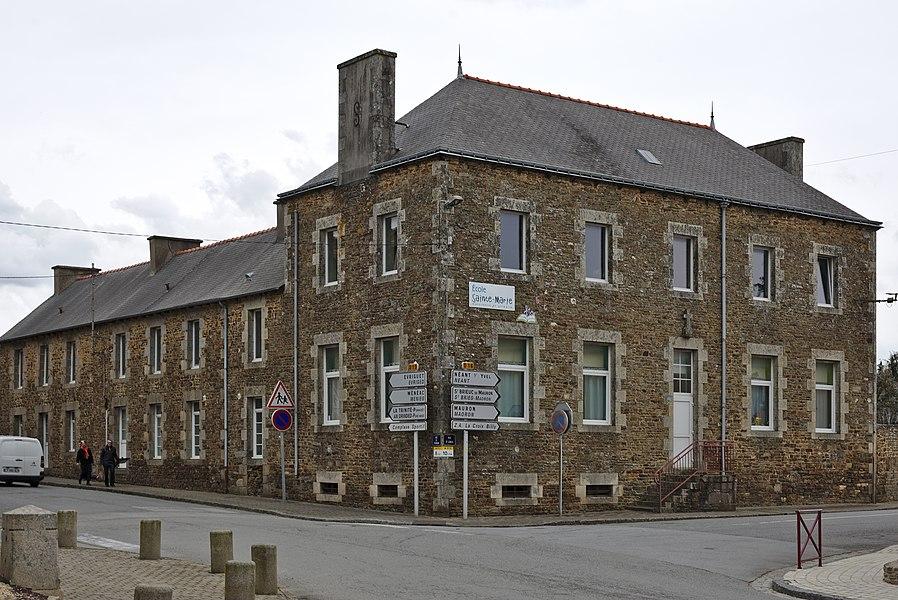École Sainte-Marie de Guilliers.