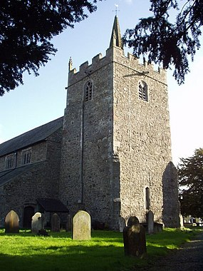 Guilsfield Church - geograph.org.uk - 651375.jpg