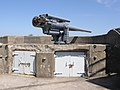 Gun Emplacement - The Battery Tynemouth - geograph.org.uk - 503779.jpg