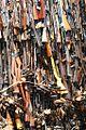 Gun pyre in Uhuru Gardens, Nairobi.jpg