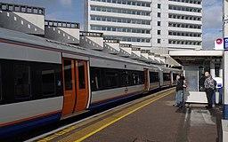 Gunnersbury station MMB 01 378004