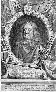 Gustaf Otto Stenbock Swedish politician (1614-1685)