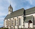 Guttaring Waitschach Pfarrkirche Unsere Liebe Frau SO-Ansicht 21032017 6819.jpg