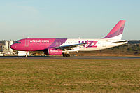 HA-LPO - A320 - Wizz Air