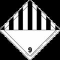 HAZMAT Class 9 Miscellaneous.png