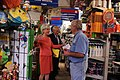 HHS Secretary Sebelius and CMS Adminstrator Berwick tour Frager's Hardware Store in Washington D.C. prior to announcing a proposed a framework to assist states in building Affordable Insurance Exchanges.jpg