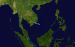 HKO tropical depression 1981 track.png