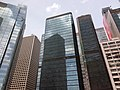 HK 中環 Central 干諾道中 Connaught Road Central office building facades July 2019 SSG 03.jpg