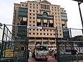 HK CWB 大坑 Tai Hang 銅鑼灣道 Tung Lo Wan Road 摩頓台臨時遊樂場 Moreton Terrace Temporary Playground 香港中央圖書館 HKCL facade October 2019 SS2 01.jpg