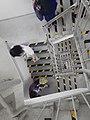 HK CWB 銅鑼灣 Causeway Bay Great George Street 金百利商場 Island Centre (Island Beverley) indoor back stairs April 2021 SS2 02.jpg