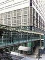 HK Central Cheung Kong Centre footbridge Garden Road Dec-2012.JPG