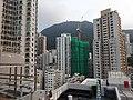 HK ML 半山區 Mid-levels 漢寧頓道 Honiton Road 80 Bonham Road FV 禮賢閣 29 B2 Rhine Court view nearby January 2016 DSC 03.jpg