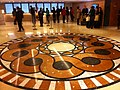 HK TST Royal Pacific Hotel 皇家太平洋酒店 lobby hall interior flooring Jan-2013.JPG