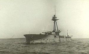 HMS Abercrombie (1915) - Image: HMS Abercrombie July 1915 AWM G01082
