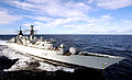 HMS Chatham In The Mediterranean MOD 45151063.jpg