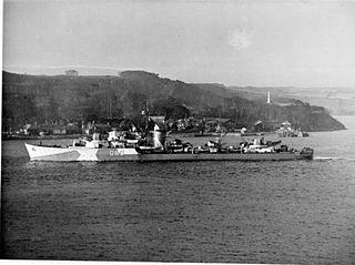 HMS <i>Opportune</i> (G80) destroyer