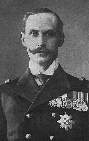 Hereditary Kingdom of Norway - King Haakon VII early during his reign.