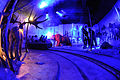 Hacking Space Participants Visit Dark Ride - Science Exploration Hall - Science City - Kolkata 2016-03-29 2945.JPG
