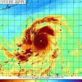 Haiyan 2013 Philippine Landfall.jpg