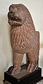 Half Engaged Lion Standing with His Mouth Open - Circa 1st Century CE - ACCN 0-2 - Government Museum - Mathura 2013-02-24 6646.JPG