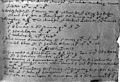 Half page of manuscript concerning Welsh medicine Wellcome M0003550.jpg