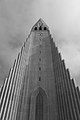 Hallgrímskirkja in Black and White.jpg