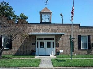 Hamilton, North Carolina - Hamilton Town Hall
