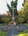 Hanbury War Memorial, Hanbury - geograph.org.uk - 1702240.jpg