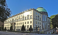 Handelshögskolan i Stockholm.   JPG